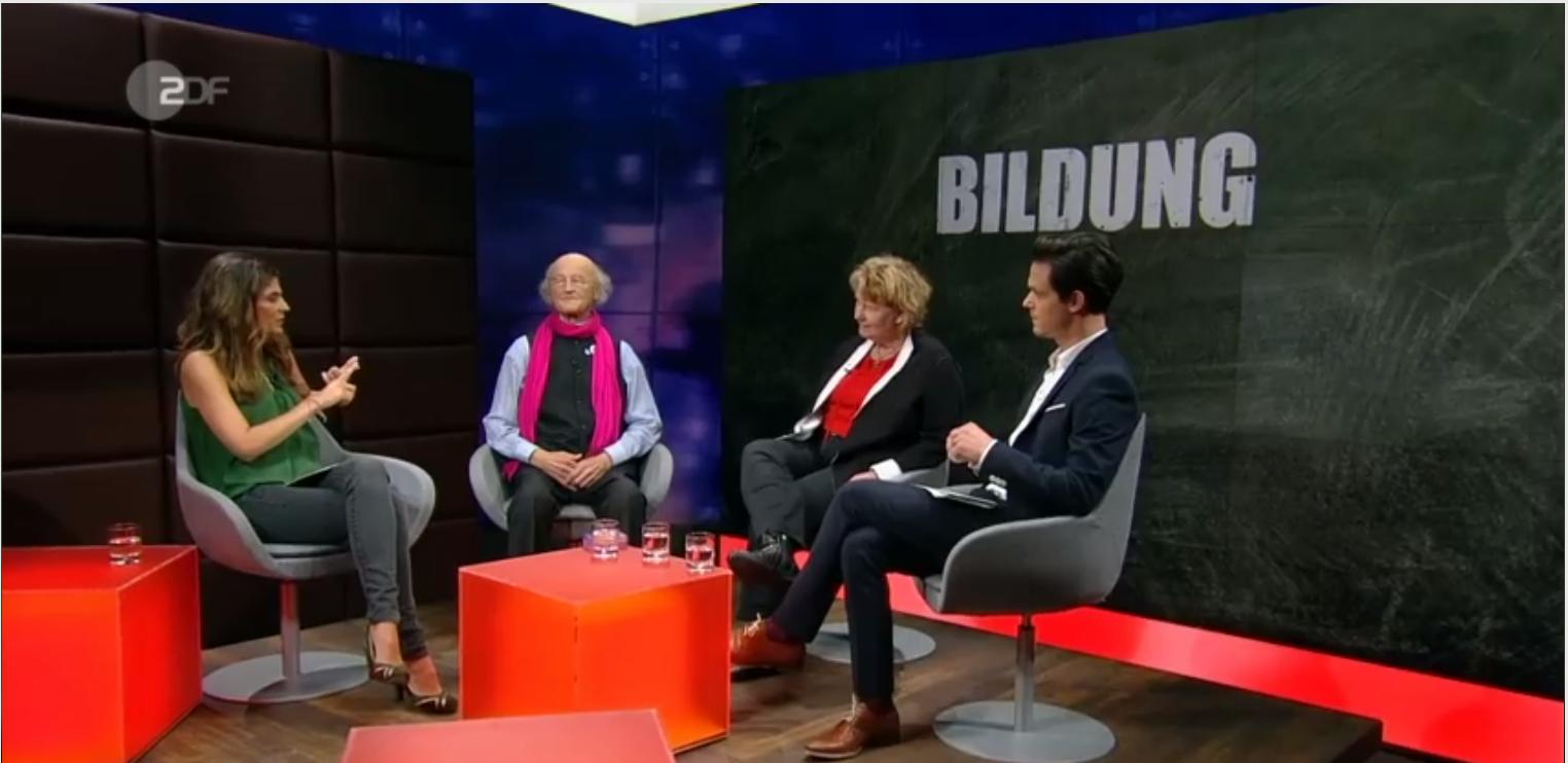 ZDF aspekte, Supermacht Bildung, 08. 09. 2017